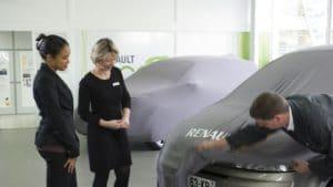 L'équipe Renault